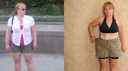 This 50-Year-Old Is Now 140 Pounds -- Here's How She Did