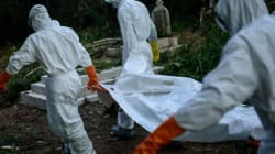 Ebola: 20 000 personnes menacées selon