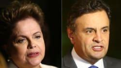 Dilma e Aécio relativizam furacão Marina: 'É apenas o