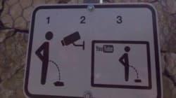 N'urinez surtout pas