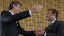 Macron n'abandonne pas
