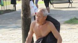 A prova de que os avôs chineses são mais atléticos que você está