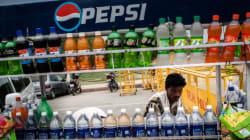 Le gouvernement indien demande à Pepsi de réduire le sucre dans ses