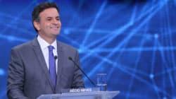 Aécio lidera corrida presidencial em