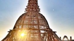 Le Temple de la grâce de Burning Man disparaît en flammes