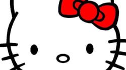 Hello Kitty n'est pas un chat selon la société