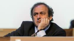 Michel Platini renonce à la présidence de la