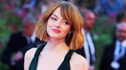 Emma Stone Shuts It Down In Plunging