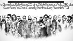 Quinze poids lourds du rap sortent un titre en soutien à
