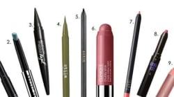 Les crayons à maquillage de la
