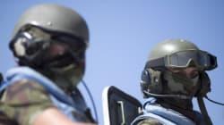 43 casques bleus capturés en