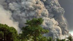 Il vulcano islandese Bardarbunga in eruzione: vietato il sorvolo aereo