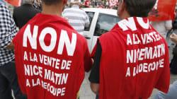 Nice-Matin réussit à lever 300.000 euros de dons, première étape d'un long