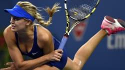 Tennis: Eugenie Bouchard grimpe au 7e