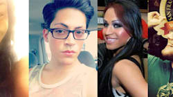 Un selfie transgender contro la