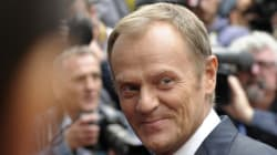 Le Polonais Donald Tusk, nouveau président du Conseil
