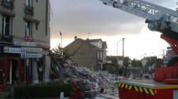 Paris: Un immeuble s'effondre à Rosny-sous-Bois, au moins deux