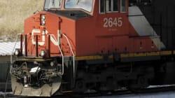 Nouvelle limite de vitesse pour les trains de marchandise en zone
