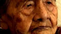 Une Mexicaine devient la personne la plus âgée du