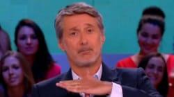 Antoine de Caunes s'excuse après avoir outré les fans de jeux