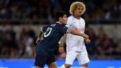 Maradona et Valderrama rechaussent les crampons pour le pape