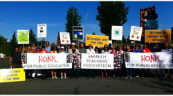 Feud Between B.C. Teachers And Government Dates Back