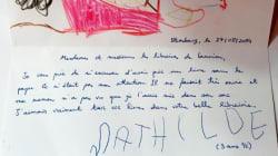 L'adorable lettre d'excuses d'une petite fille qui a volé un