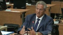 Commission Charbonneau: les Rizzuto, de « petits contacts », dit Tony