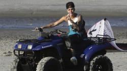 Justin Bieber le multirécidiviste a encore