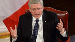 Harper Vows To Combat Extremism.. On A Frugal