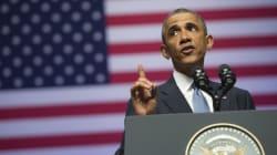 Otage décapité: Barack Obamabat le rappel de ses alliés pour lutter contre
