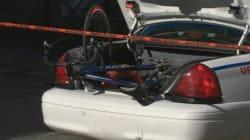 Cycliste entre la vie et la mort: enquête sur des policiers de