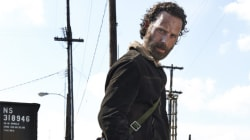 LOOK: Rick Still Badass In 'Walking Dead' Season 5