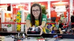 Lego para fortalecer o aprendizado de Ciências e estimular a indústria