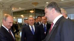 L'Ukraine et les séparatistes signent un accord de