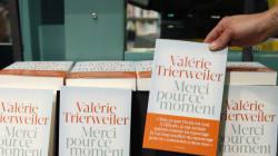 Le livre de Valérie Trierweiler en rupture de