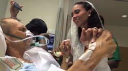 Un père mourant danse pour la dernière fois avec sa fille