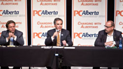 Alberta PCs Voting For New