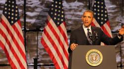 Barack Obama promet de vaincre l'Etat islamique, une coalition