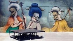 Altro che Banksy! La street art è donna