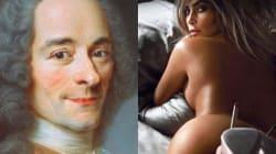 Kim Kardashian n'a rien inventé, elle doit tout à Voltaire et