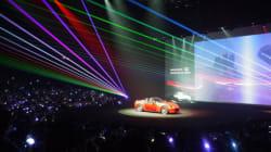 【動画】マツダ「ロードスター」新型モデル世界初公開の模様