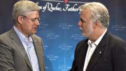 Couillard: Constitution Not Quebec's Top