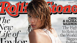 Taylor Swift Strikes A Sexy