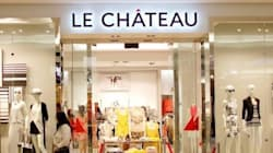 Le Chateau Announces It's Closing 40 More