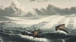 L'épave découverte dans l'Arctique est bien celle du navire de
