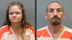 Un couple arrêté pour avoir séquestré une femme dans une cage en