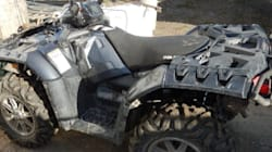 Gangster On ATV Leads Police On 4-Hour