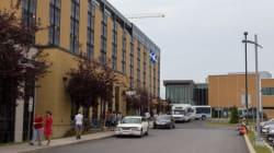 Appel à la bombe à l'Hôpital Charles-LeMoyne à Longueuil
