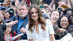Keira Knightley Is The Best Dressed At